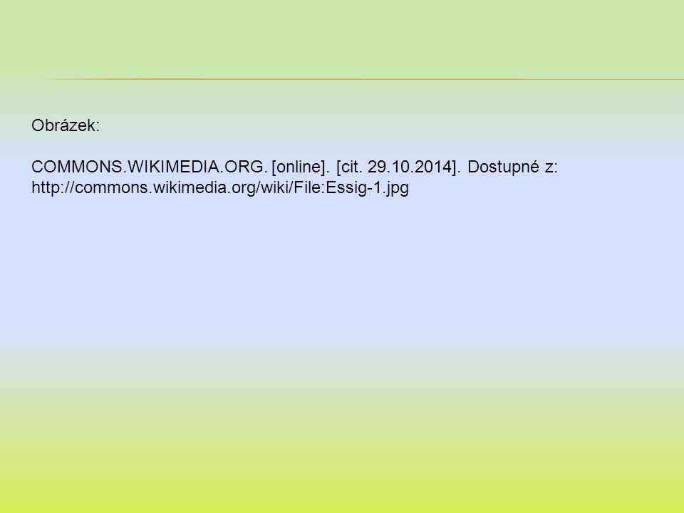 Obrázek: COMMONS.WIKIMEDIA.ORG. [online]. [cit. 29.10.2014].